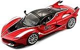 Bburago 15626301 - 1:24 Ferrari Race und Play FXX-K Fahrzeug