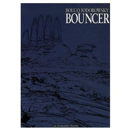 Bouncer : Coffret en 3 Volumes : Tome 3, La Justice des Serpents ; Tome 4, La Vengeance du manchot ; Tome 5, La Proie des Louves