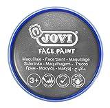 #9: JOVI CREAM FACE PAINT 1 CASE OF 20 ML - SILVER