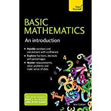 Basic Mathematics: An Introduction: Teach Yourself