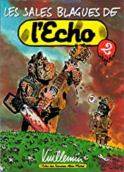Les Sales Blagues de l'Echo, tome 2