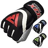 RDX Boxbandagen MMA Innenhandschuhe Kampfsport UFC Boxsack Sparring Training Grappling Gloves Freefight Sandsack Maya Hide Leder Boxen Punchinghandschuhe