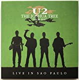 U2 LIVE IN SAO PAULO 2017 The Joshua Tree Tour FINAL - limited edition 2CD set in cardbox [Audio CD]