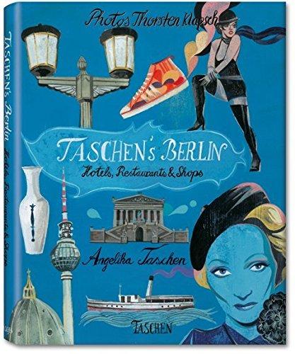 Portada del libro TASCHEN's Berlin (Jumbo)