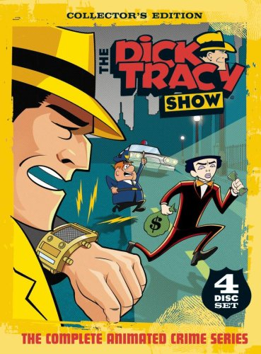 The Complete Animated Crime Series (4 DVDs)