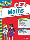 Cahier du jour / Cahier du soir - Maths CE2...