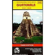 Guatemala. 1/500 000