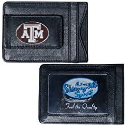 NCAA Texas A&M Aggies Cash and Card Holder