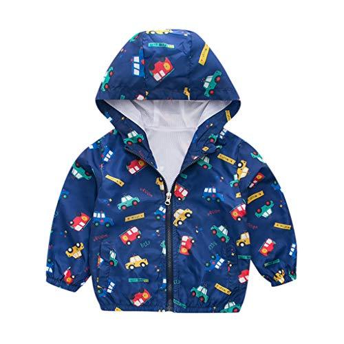 Kostüm Mädchen Dummy - Lookhy Boys Jacke,Kinder Langärmelige Cartoon Kapuze Trenchcoat Mantel Weihnachtspullover Weihnachtspullis Streetwear Oberbekleidung