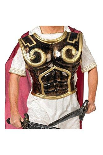 Sankt Martin Brustpanzer + Umhang Gladiator Römer (Brustpanzer Ritter Kostüm)