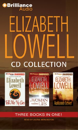 Elizabeth Lowell CD Collection Cover Image