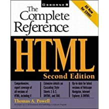 HTML: The Complete Reference by Thomas A. Powell (1999-03-01)