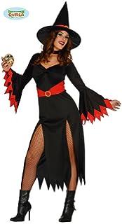Day of the Dead Spanierin Damen-Kostüm Gr XS//S Totenköpfe Langes Kleid