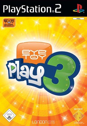 EyeToy: Play 3 inkl. Kamera