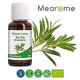TEA TREE – Olio Essenziale Bio 30 ml – Oli Essenziali chemiotipizzati OEBBD Bio 100% Puri e Naturali