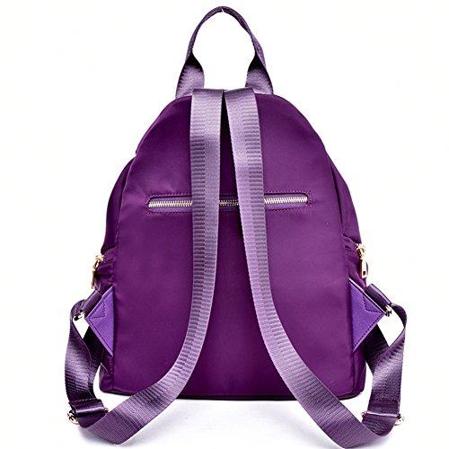 version coréenne du sac à dos/Mme Spiraea Backpack/Sac à dos en nylon/Sacs de voyage/sac à dos, rue-B A