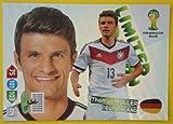 Panini Adrenalyn XL WM 2014 Brasilien - Müller Deutschland limited Edition