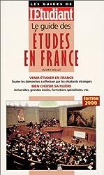 Le guide des études en France, édition 2000
