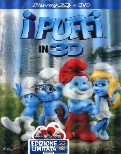 I Puffi ;The Smurfs