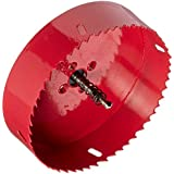 sourcingmap® Scie cloche pour bois/alliage d'aluminium Ø 125mm