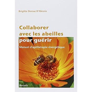 Collaborer avec les abeilles pour guérir : Manuel d'apithérapie énergétique