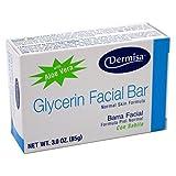 Dermisa Soap Glycerin Facial 3 Ounce Wit...