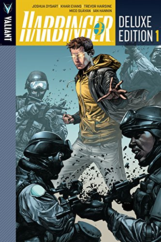 Harbinger Deluxe Edition Vol. 1 (Harbinger (2012- ))