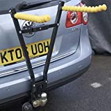 Clipper Towbar Mounted 3 Cycle Carrier Maypole Branded
