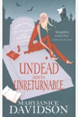 Undead And Unreturnable: Number 4 in series (Undead Series) Kindle Edition