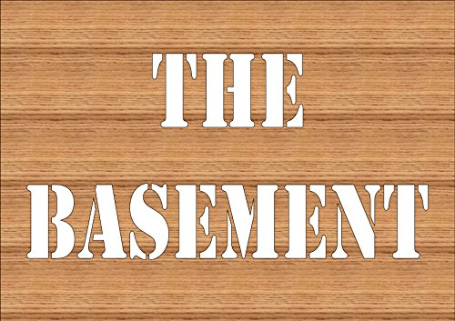 the-basement-fantastic-hand-crafted-mdf-word-stencil-size-12-x-85-overall-30cm-x-21cm