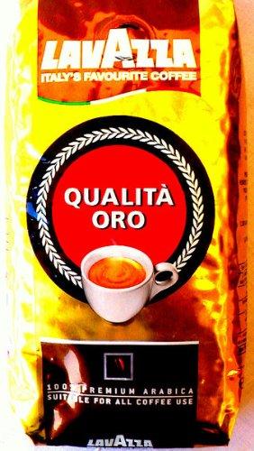 Lavazza Kaffee Qualità ORO, gemahlener Bohnenkaffee (4 x 250g)