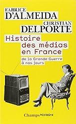 Histoire des médias en France : de la Grande Guerre à nos jours