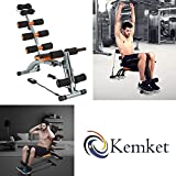 Kemket multifunzione 6 in 1SIX Pack Care Exercise panca...