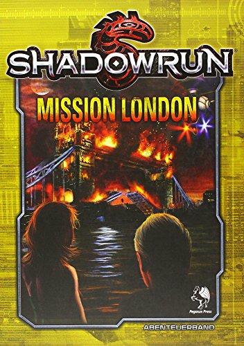 Shadowrun 5, Mission London