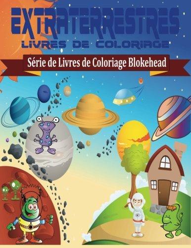 Extraterrestres Livres De Coloriage