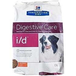 HILL'S Presc I/D Nourriture pour Chien Canine - 12Kg