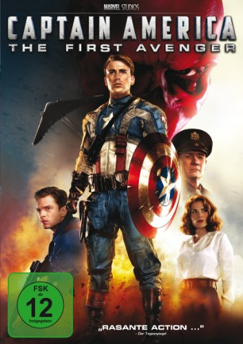 Paramount Home Entertainment Captain America - The First Avenger