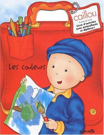Descargar Libro Les Couleurs de L. Gareau