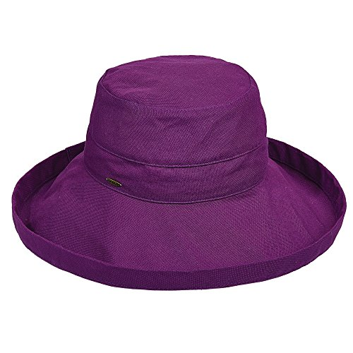 scala-womens-lc399-grape-uv-hat-grape-one-size