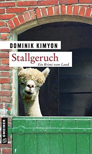 Buchseite und Rezensionen zu 'Stallgeruch' von Dominik Kimyon