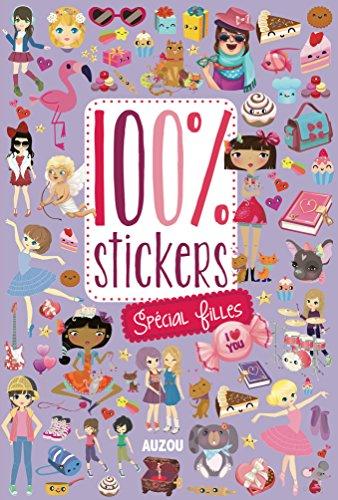 100% Stickers - Spécial Filles