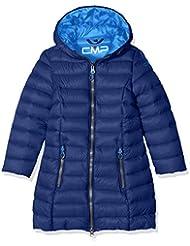 CMP - Abrigo de plumas para niña, otoño/invierno, niña, color Nautico/Riviera, tamaño 8 años (128 cm)