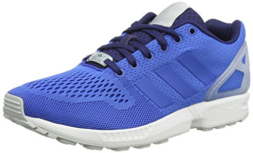 adidas Zx Flux, Baskets Basses Homme Bleu (Bright Royal/Bright Royal/Dark Blue)