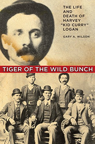 Tiger of the Wild Bunch: The Life and Death of Harvey