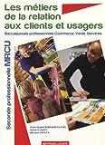Les métiers de la relation aux clients et usagers 2e MRCU Bac pro commerce, vente, services...