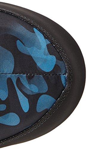 Tecnica , Chaussures bateau pour femme Bleu - Noir/Bleu