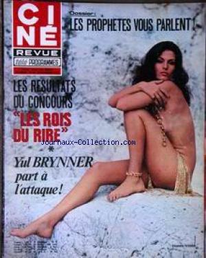 Cine Tele Revue 1972 - CINE TELE REVUE [No 46] du 30/11/1972