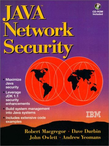 Java Network Security (The Itso Networking Series) -