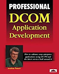 PROFESSIONAL DCOM APPLICATION DEVELOPMENT