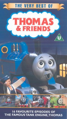The Very Best of Thomas & Friends [VHS]
